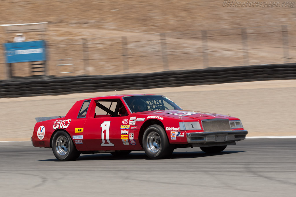 Buick Regal    - 2012 Monterey Motorsports Reunion
