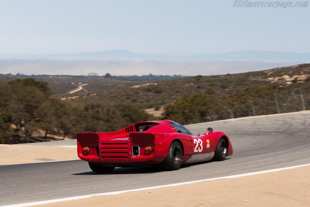 Chevron B16    - 2012 Monterey Motorsports Reunion