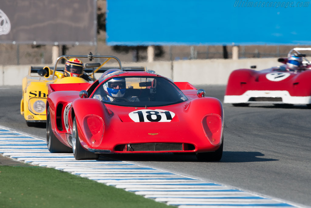 Chevron B16 - Chassis: CH-DBE-28   - 2012 Monterey Motorsports Reunion