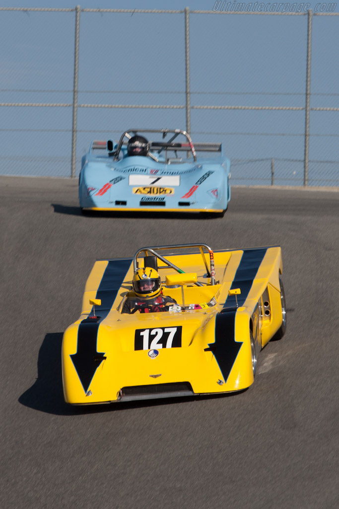 Chevron B19 - Chassis: B19-71-8   - 2012 Monterey Motorsports Reunion