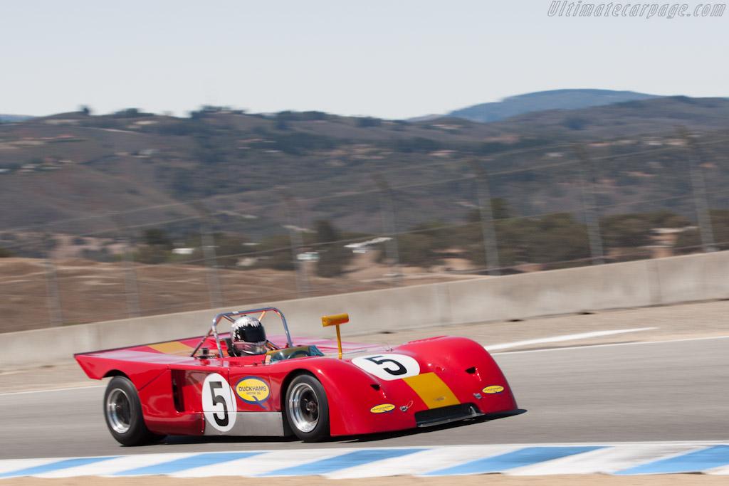 Chevron B19 - Chassis: B19-71-24   - 2012 Monterey Motorsports Reunion