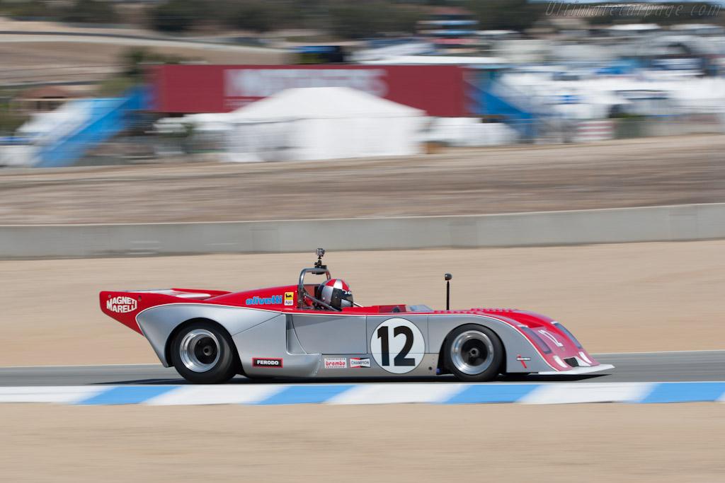 Chevron B36 - Chassis: 36-77-01   - 2012 Monterey Motorsports Reunion