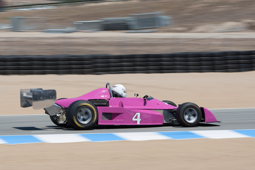 Chevron B39    - 2012 Monterey Motorsports Reunion