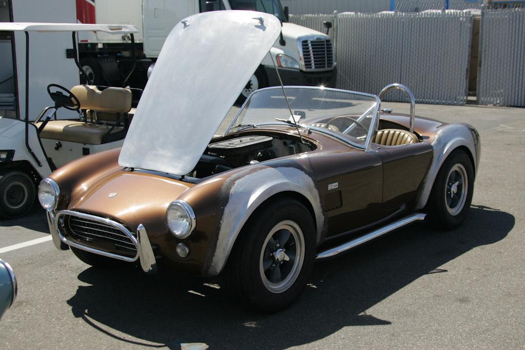 Cobra 289 barn-find    - 2012 Monterey Motorsports Reunion