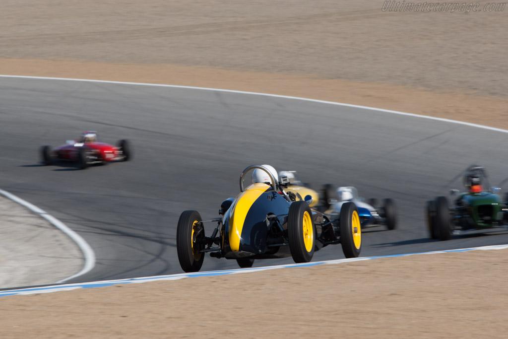 Cooper T52    - 2012 Monterey Motorsports Reunion