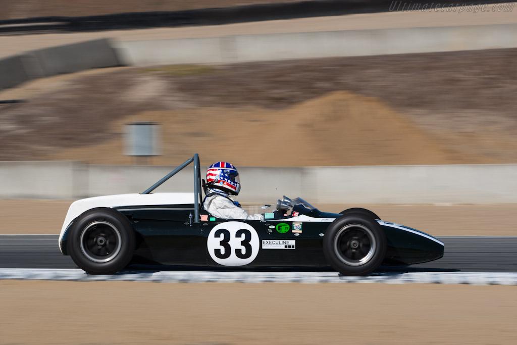 Cooper T56    - 2012 Monterey Motorsports Reunion