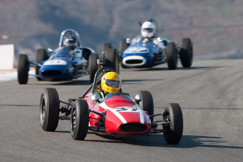 Cooper T59    - 2012 Monterey Motorsports Reunion