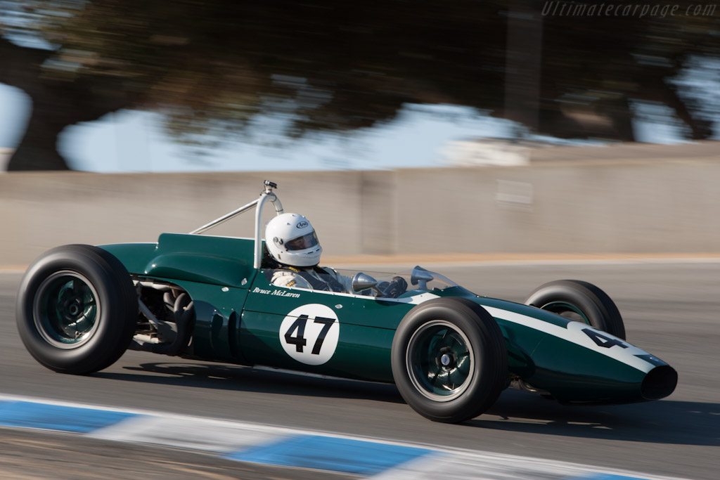 Cooper T62    - 2012 Monterey Motorsports Reunion