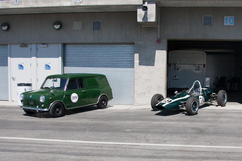 Coopers    - 2012 Monterey Motorsports Reunion