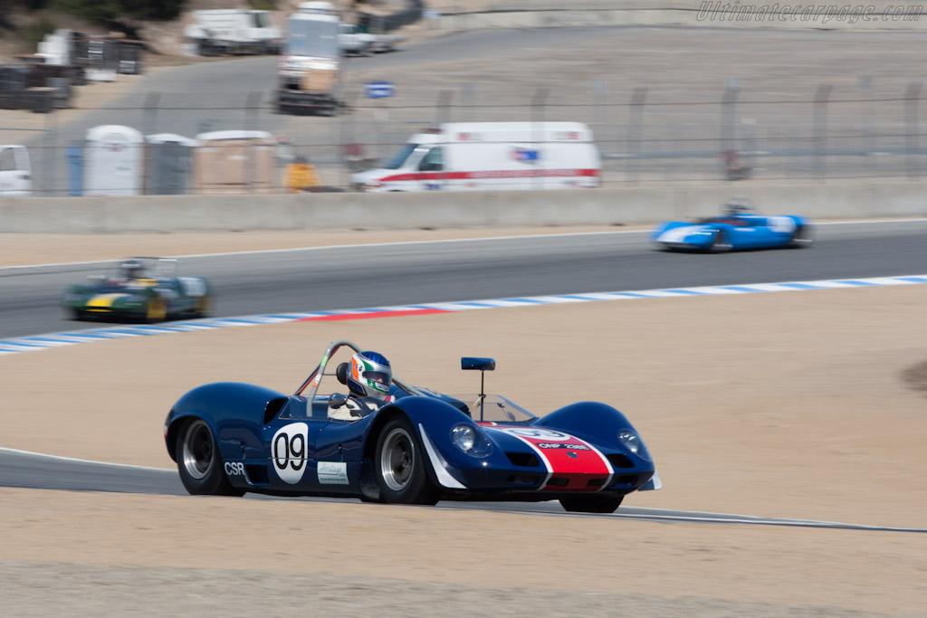 Elva Mk 8 - Chassis: 90/09   - 2012 Monterey Motorsports Reunion