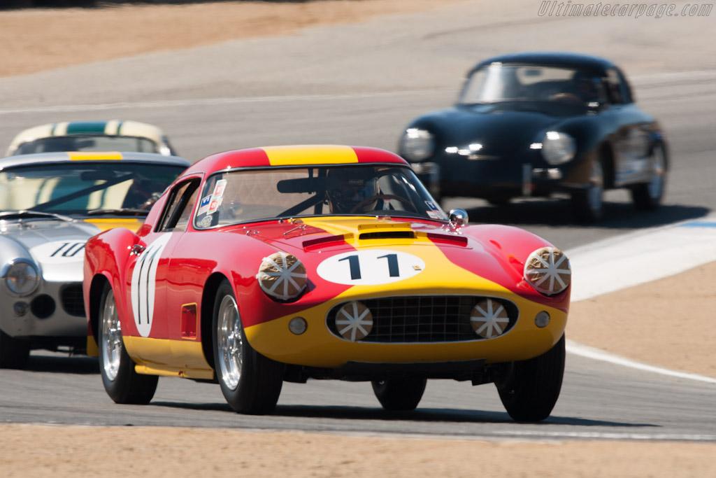 Ferrari 250 GT TdF - Chassis: 1321GT   - 2012 Monterey Motorsports Reunion