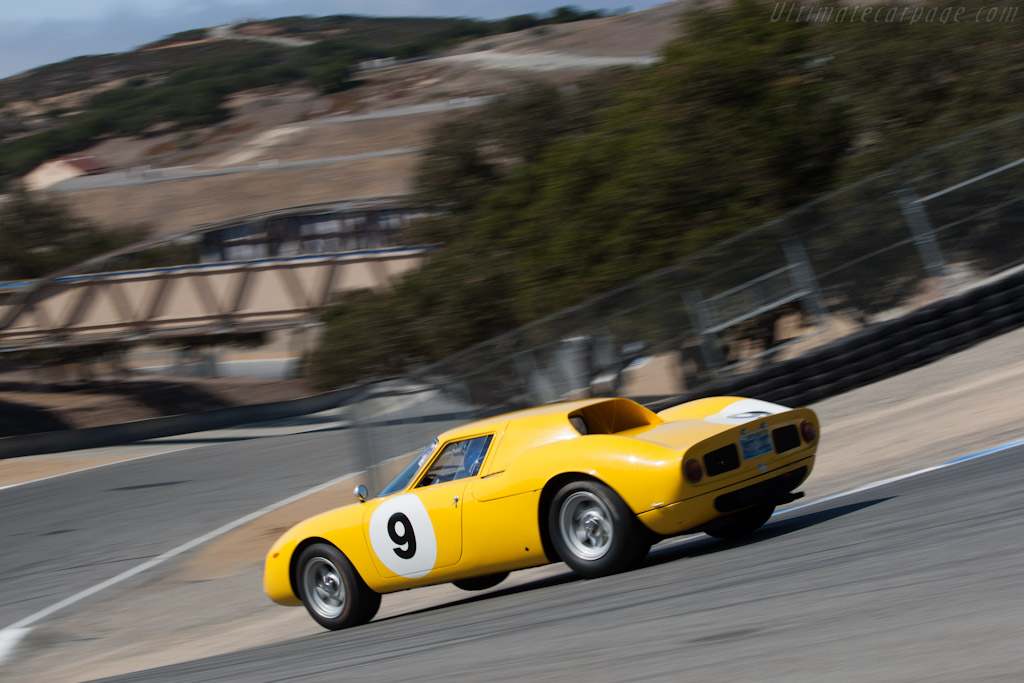 Ferrari 250 LM - Chassis: 5903   - 2012 Monterey Motorsports Reunion