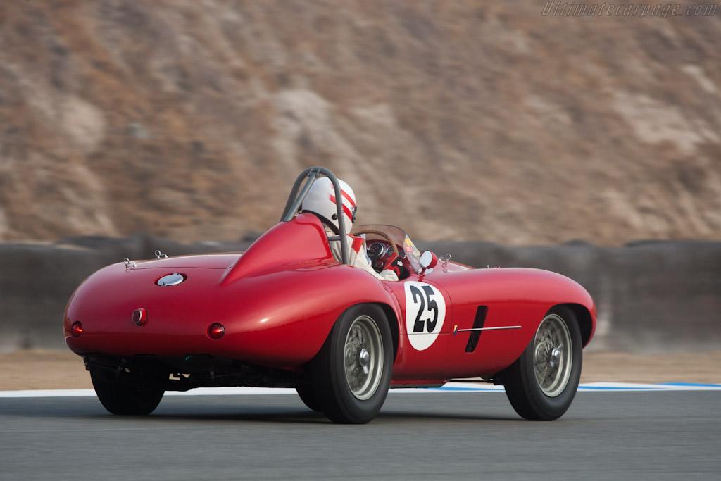Ferrari 500 Mondial - Chassis: 0468MD   - 2012 Monterey Motorsports Reunion