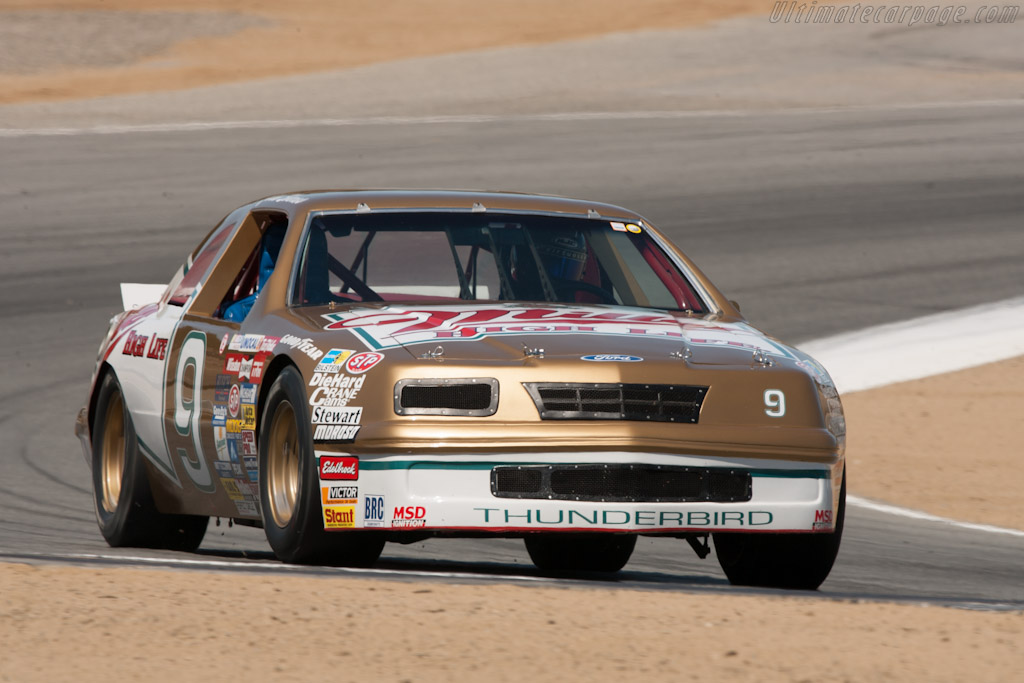 Ford Thunderbird    - 2012 Monterey Motorsports Reunion