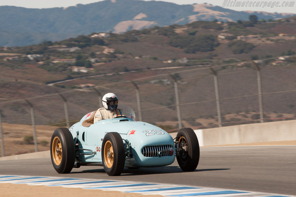 Kurtis 500 A    - 2012 Monterey Motorsports Reunion