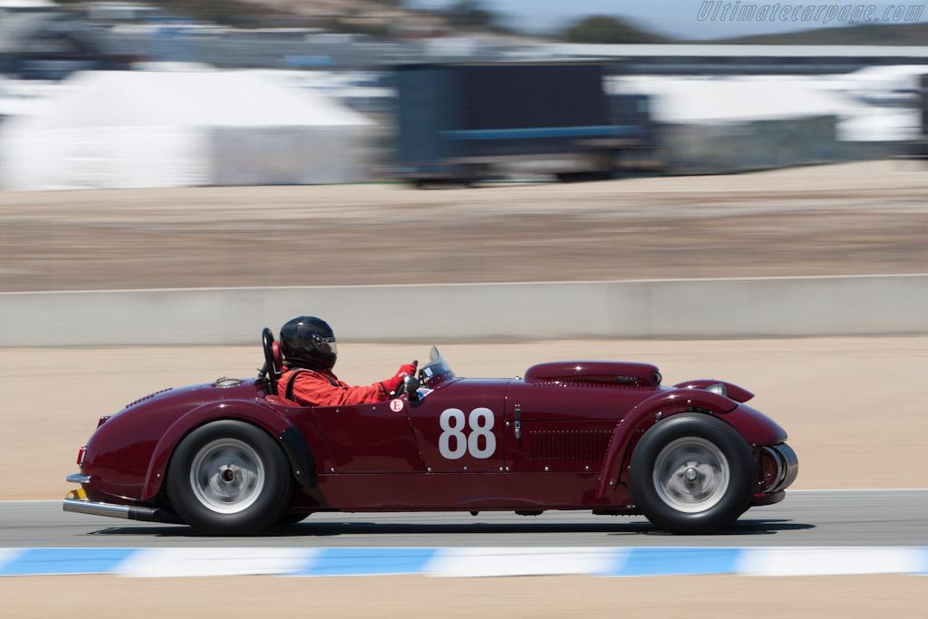 Kurtis 500 KK    - 2012 Monterey Motorsports Reunion