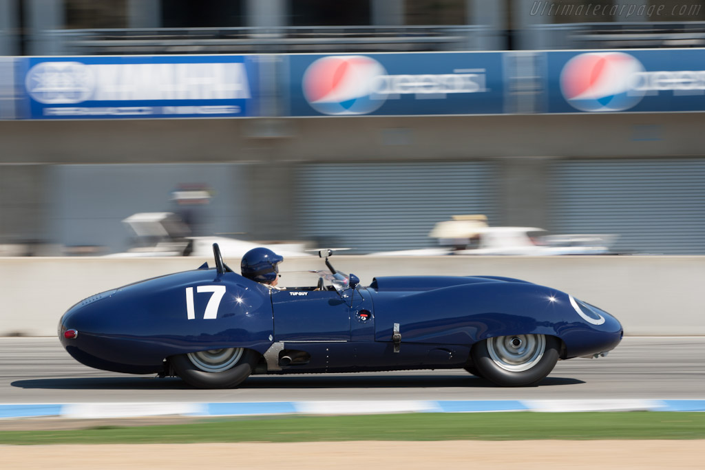 Lister Costin Chevrolet    - 2012 Monterey Motorsports Reunion