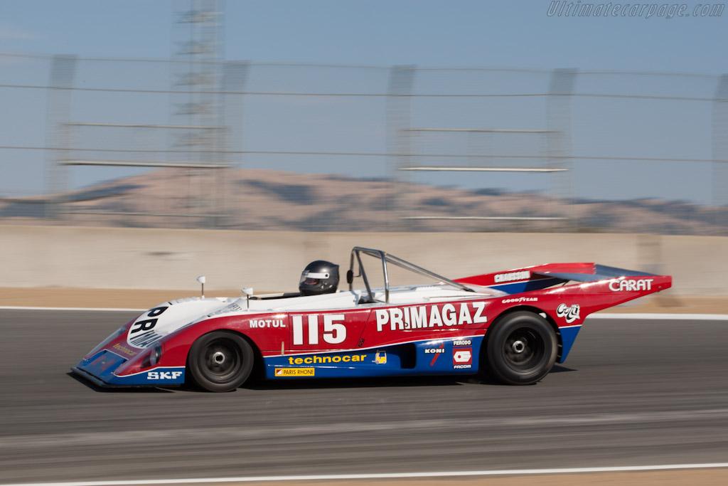 Lola T292 - Chassis: HU65   - 2012 Monterey Motorsports Reunion