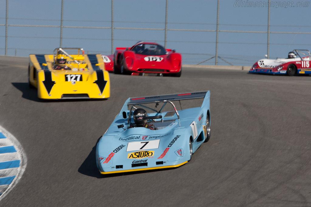Lola T298 - Chassis: HU98  - 2012 Monterey Motorsports Reunion