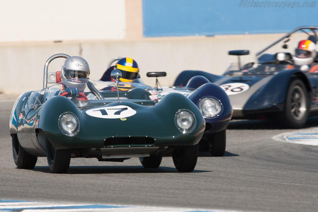 Lotus 17 - Chassis: 658   - 2012 Monterey Motorsports Reunion