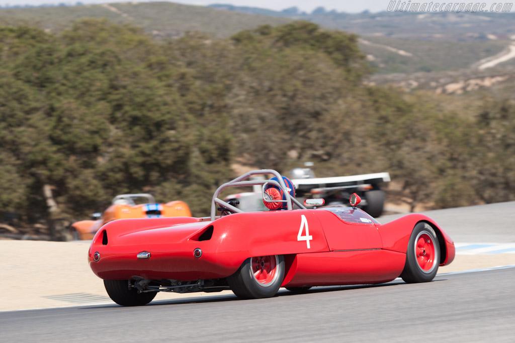 Lotus 23B    - 2012 Monterey Motorsports Reunion