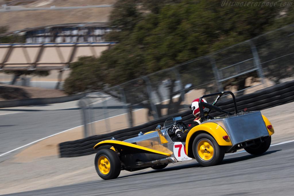 Lotus Seven    - 2012 Monterey Motorsports Reunion