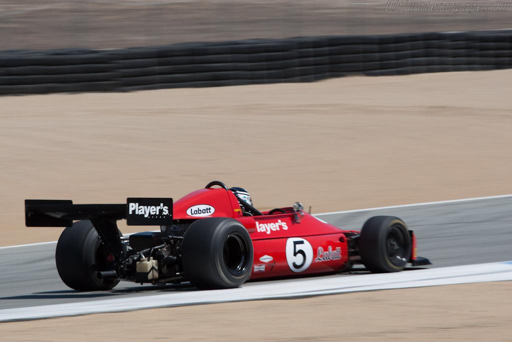 March FA    - 2012 Monterey Motorsports Reunion