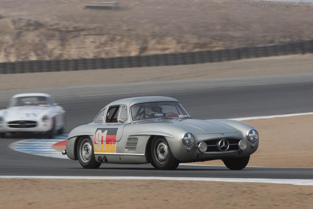 Mercedes-Benz 300 SL    - 2012 Monterey Motorsports Reunion