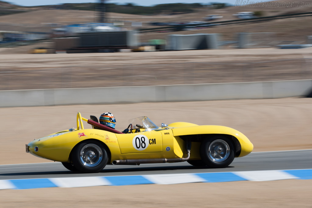 Old Yaller VIII    - 2012 Monterey Motorsports Reunion