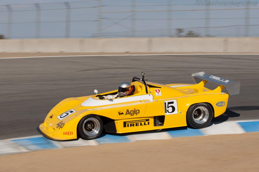 Osella PA5 - Chassis: 057   - 2012 Monterey Motorsports Reunion