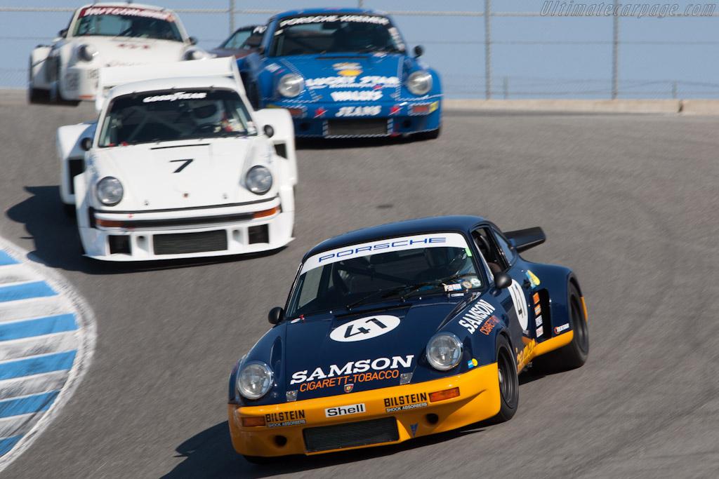 Porsche 911 Carrera RSR 3.0    - 2012 Monterey Motorsports Reunion