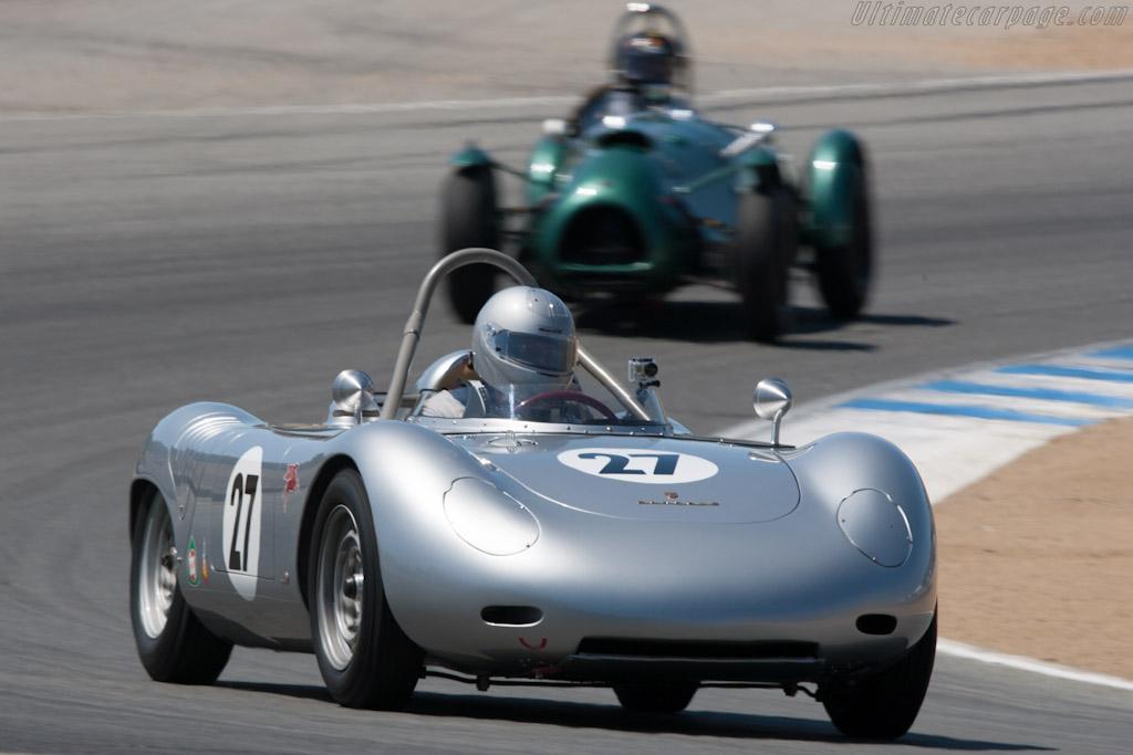 Porsche RSK - Chassis: 718-027   - 2012 Monterey Motorsports Reunion