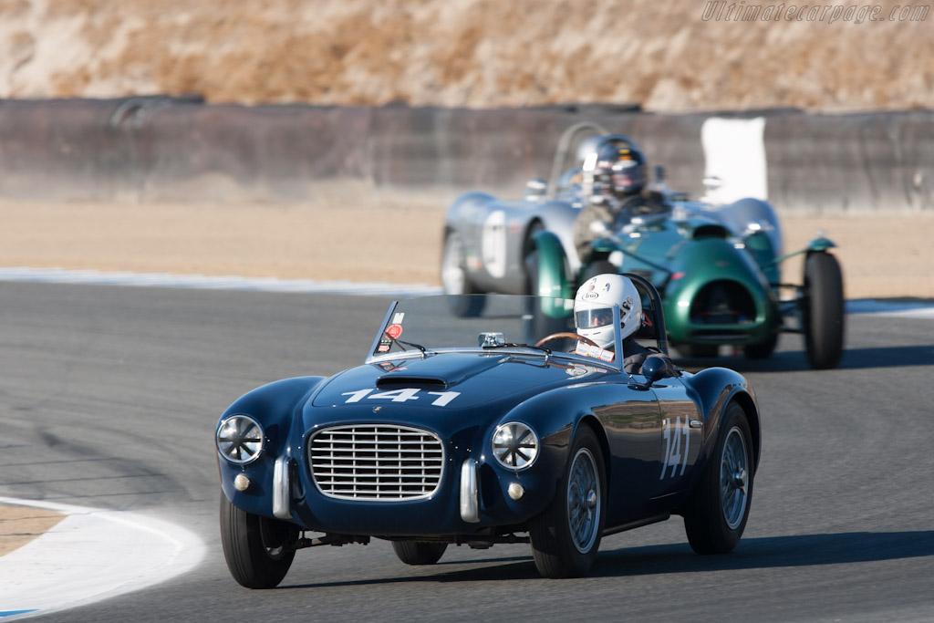Siata 208 S    - 2012 Monterey Motorsports Reunion
