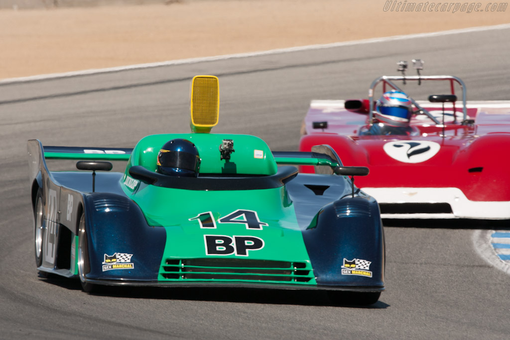 TOJ SC303 - Chassis: 23-78   - 2012 Monterey Motorsports Reunion