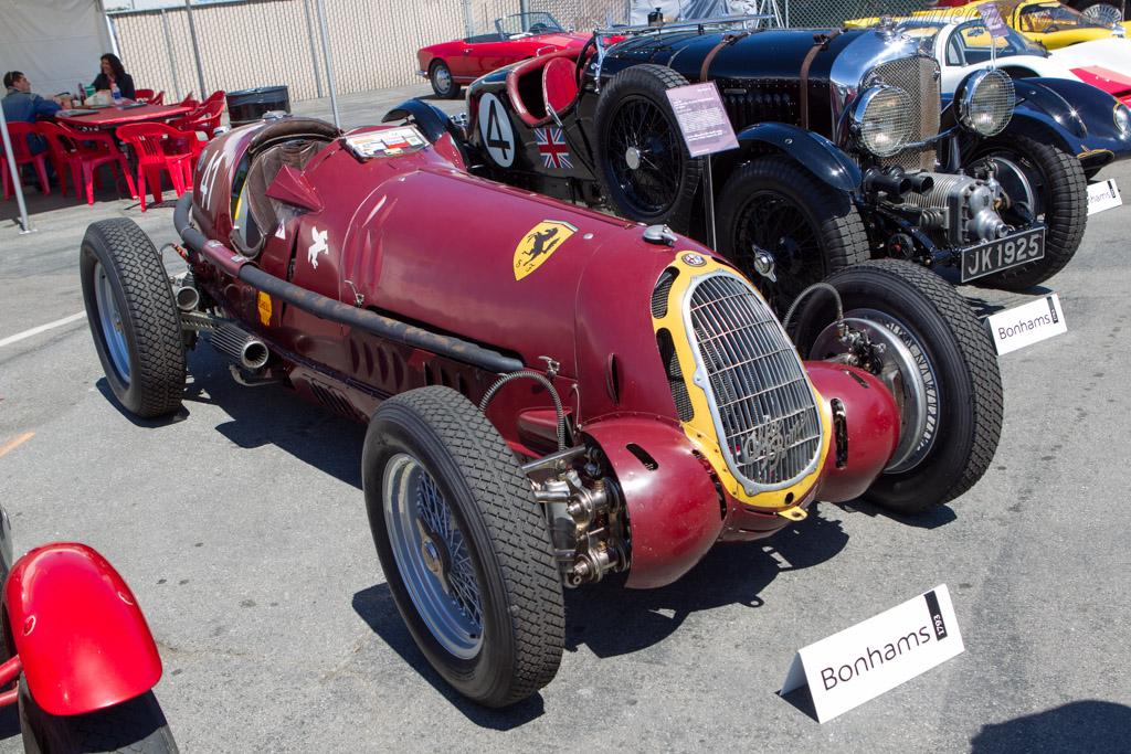 Alfa Romeo 8C 35 - Chassis: 50013   - 2013 Monterey Motorsports Reunion