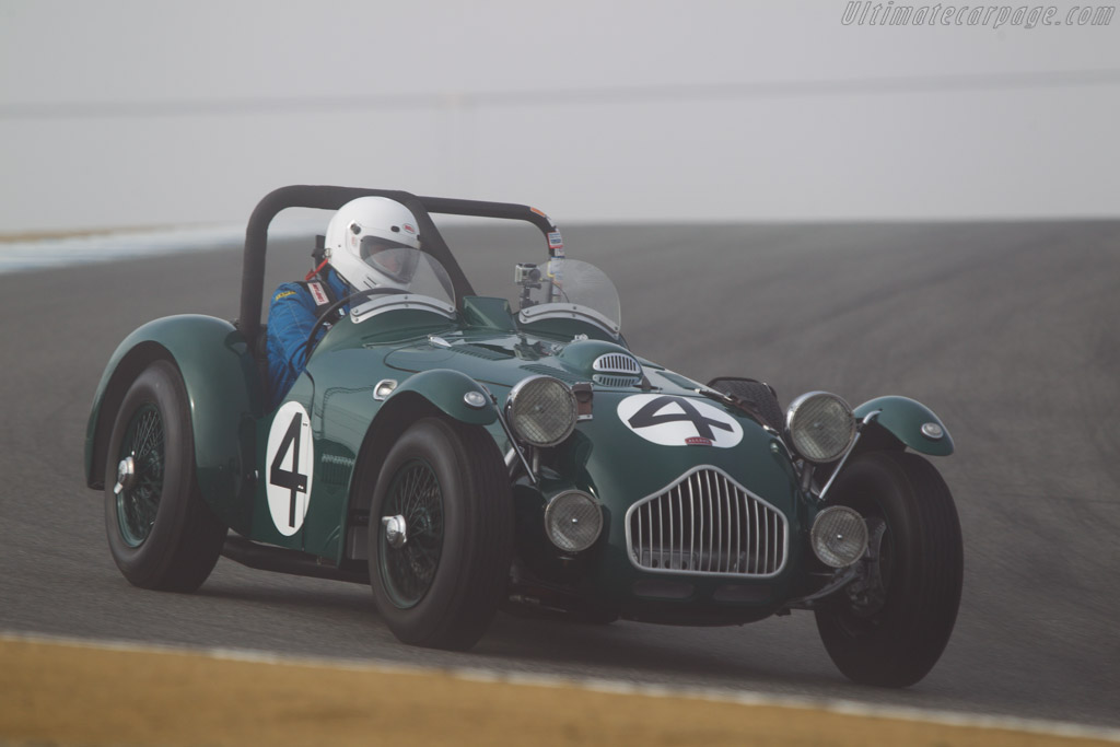 Allard J2 - Chassis: 1578 - Driver: Graham Smith  - 2013 Monterey Motorsports Reunion