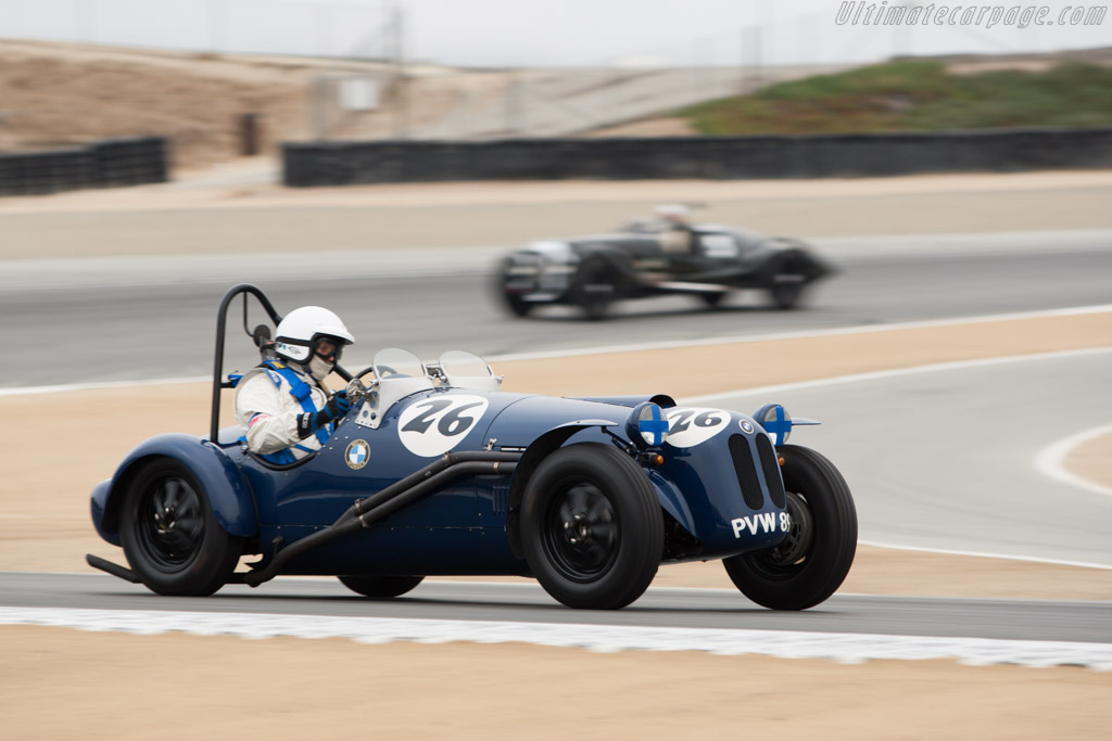 BMW 315 Special - Chassis: 51203 - Driver: Steve Walker  - 2013 Monterey Motorsports Reunion