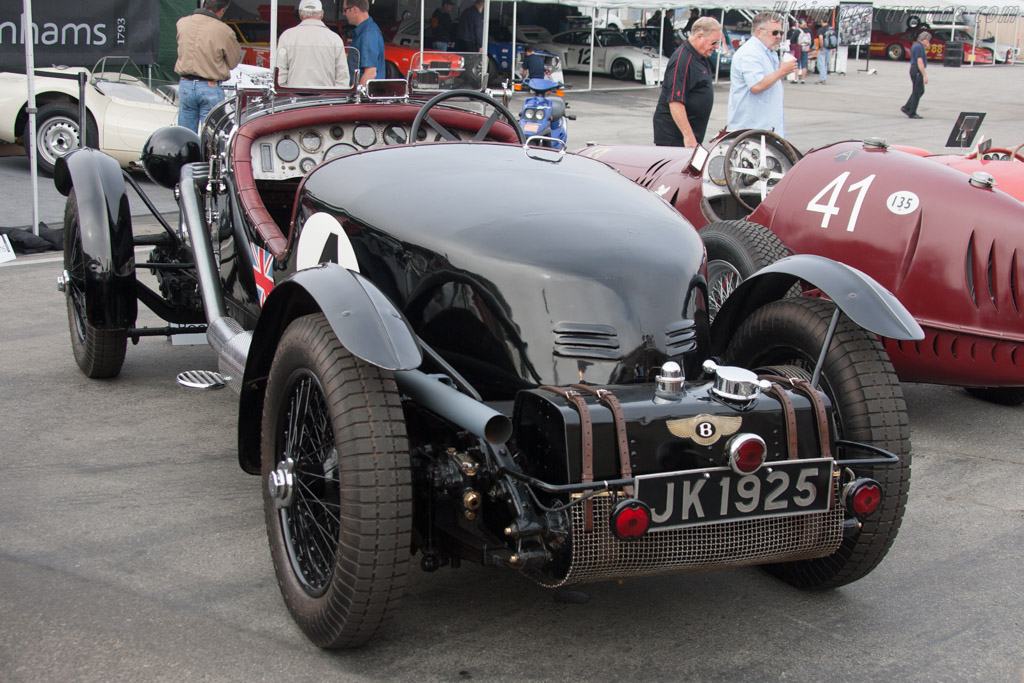 Bentley 4.5 Litre Blower - Chassis: MS3944   - 2013 Monterey Motorsports Reunion