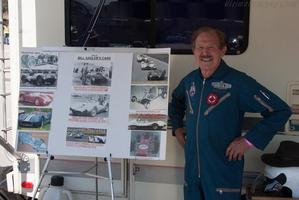 Bill Sadler    - 2013 Monterey Motorsports Reunion