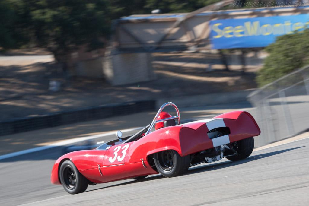 Bobsy SR3 - Chassis: 76410 - Driver: John Baird  - 2013 Monterey Motorsports Reunion