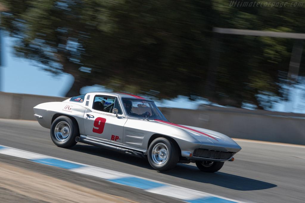 Chevrolet Corvette - Chassis: 40837S120015 - Driver: Jock Griffith  - 2013 Monterey Motorsports Reunion