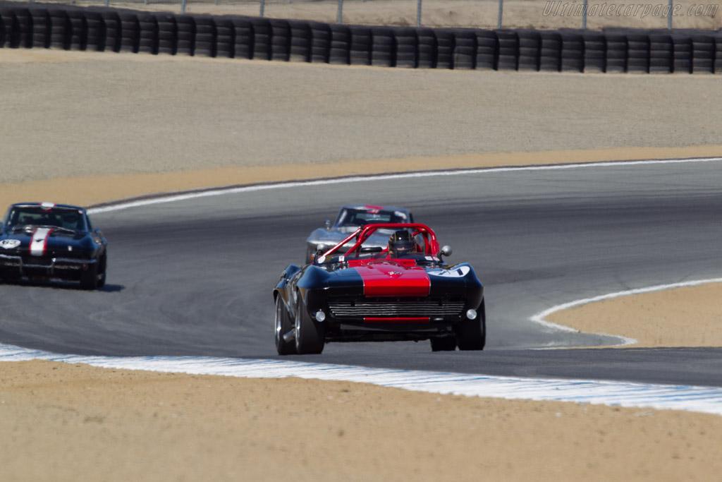 Chevrolet Corvette - Chassis: 40867S106991 - Driver: Jerry Golnick  - 2013 Monterey Motorsports Reunion