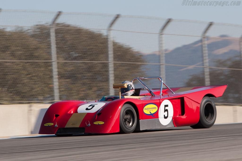 Chevron B19 - Chassis: B19-71-24 - Driver: Alex MacAllister  - 2013 Monterey Motorsports Reunion