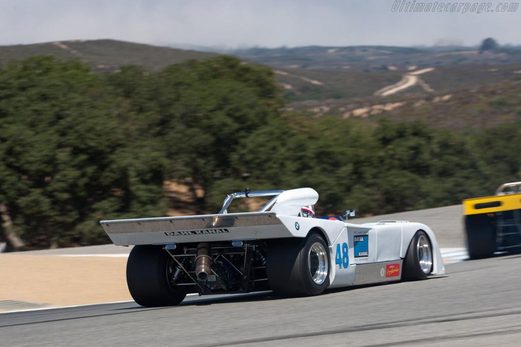 Chevron B21 BMW - Chassis: B21-72-12 - Driver: Dennis Singleton  - 2013 Monterey Motorsports Reunion