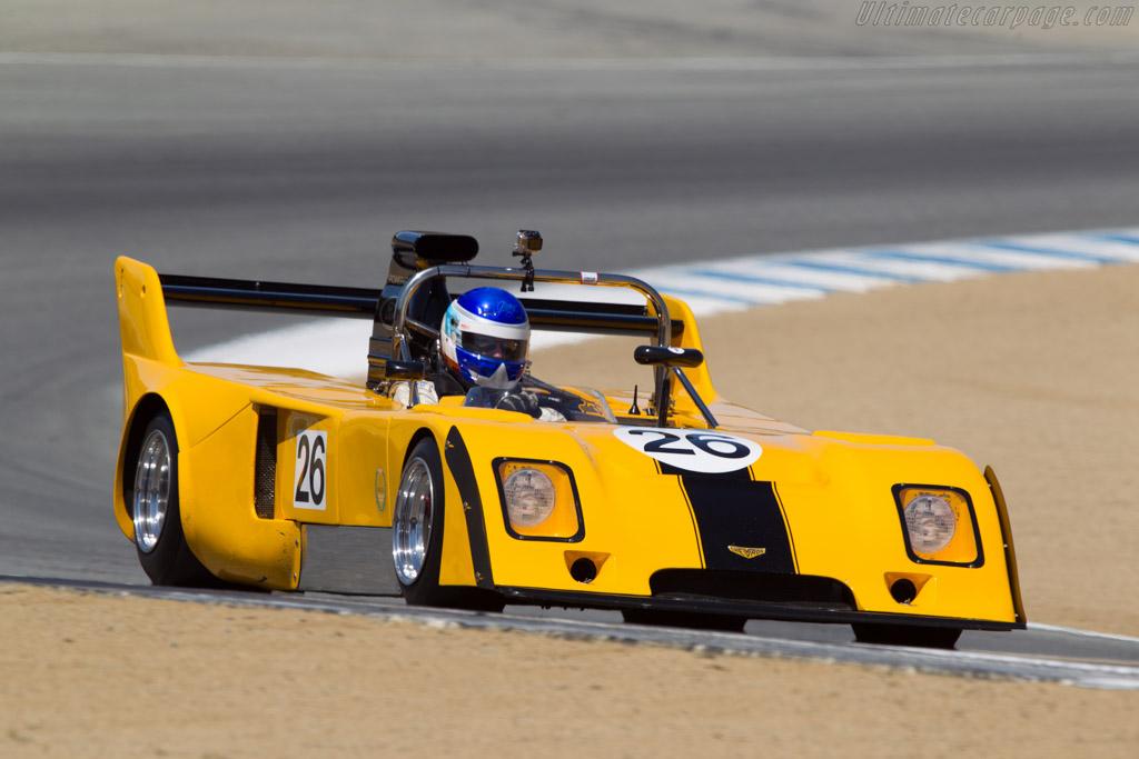 Chevron B26 - Chassis: B26-74-03 - Driver: R. Gray Gregory  - 2013 Monterey Motorsports Reunion