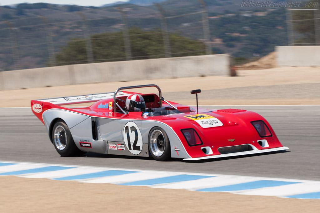 Chevron B36 - Chassis: 36-77-01 - Driver: Erich Joiner - 2013 Monterey Motorsports Reunion