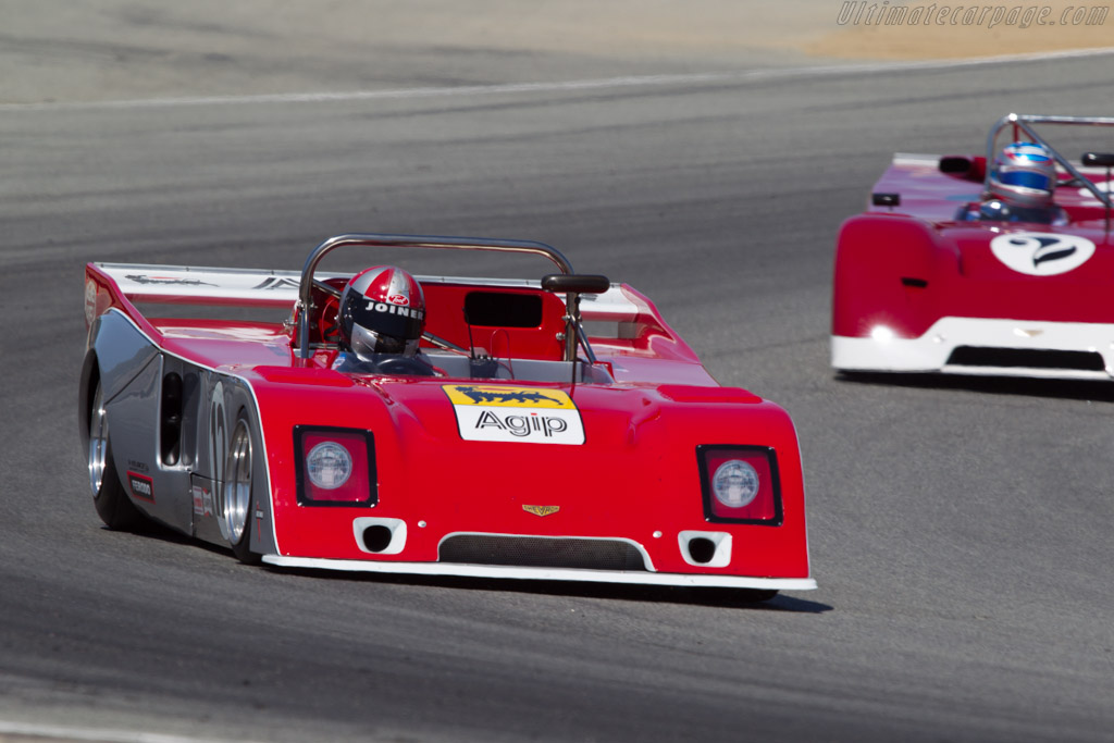 Chevron B36 - Chassis: 36-77-01 - Driver: Erich Joiner  - 2013 Monterey Motorsports Reunion