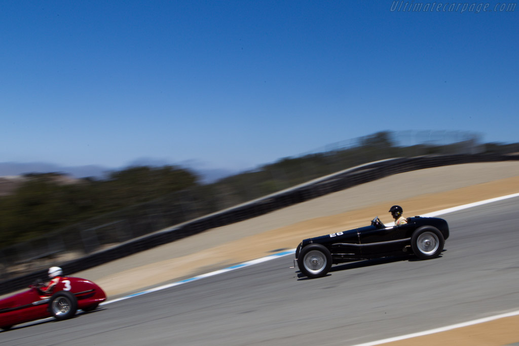 Racing In Car >> Delage 15 S8 - Chassis: 18488 - Driver: Peter Giddings - 2013 Monterey Motorsports Reunion