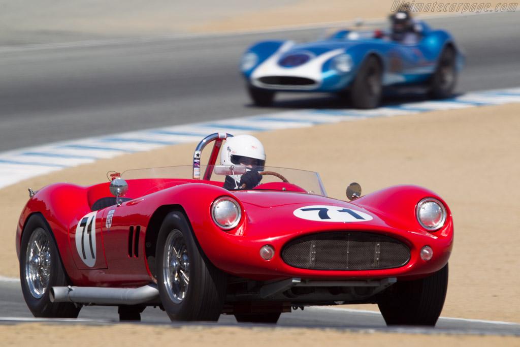 Devin SS - Chassis: SR1-3 - Driver: Greg Meyer  - 2013 Monterey Motorsports Reunion