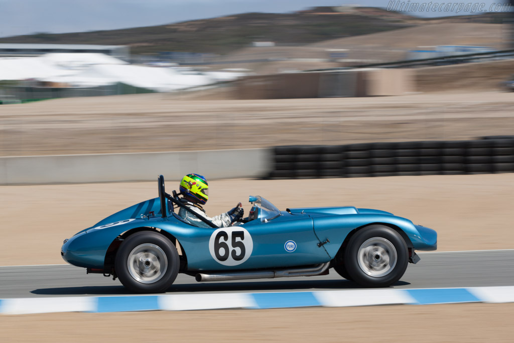 Echidna Special - Chassis: 1 - Driver: Bob Hardison  - 2013 Monterey Motorsports Reunion